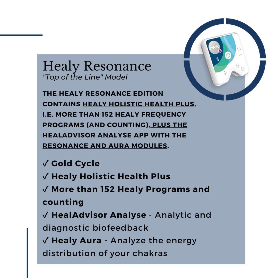 Healy Resonance Description